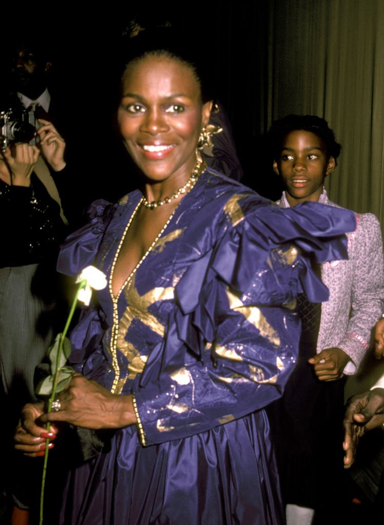 L'actrice Cicely Tyson en 1982 | source Getty Images