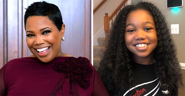 Kellie S Williams of  'Family Matters' Celebrates Her Only Daughter's 10th Birthday