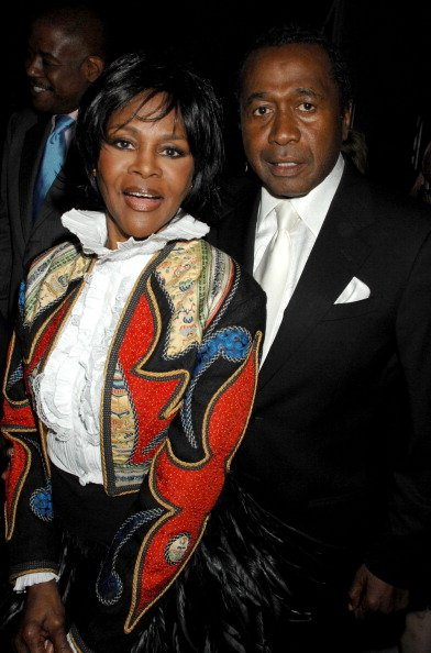 Cicely Tyson and Ben Vereen at Barker Hangar in Santa Monica, California, United States in 2007. | Photo: Getty Images