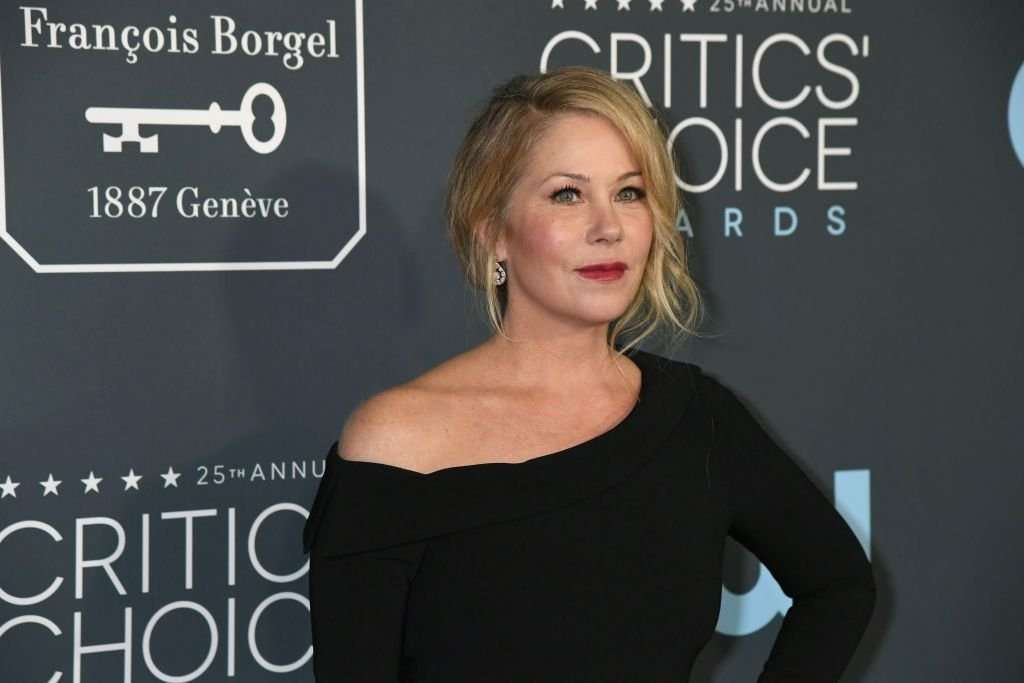 Christina Applegate attends the 25th Annual Critics' Choice Awards, January 2020 | Source: Getty Images