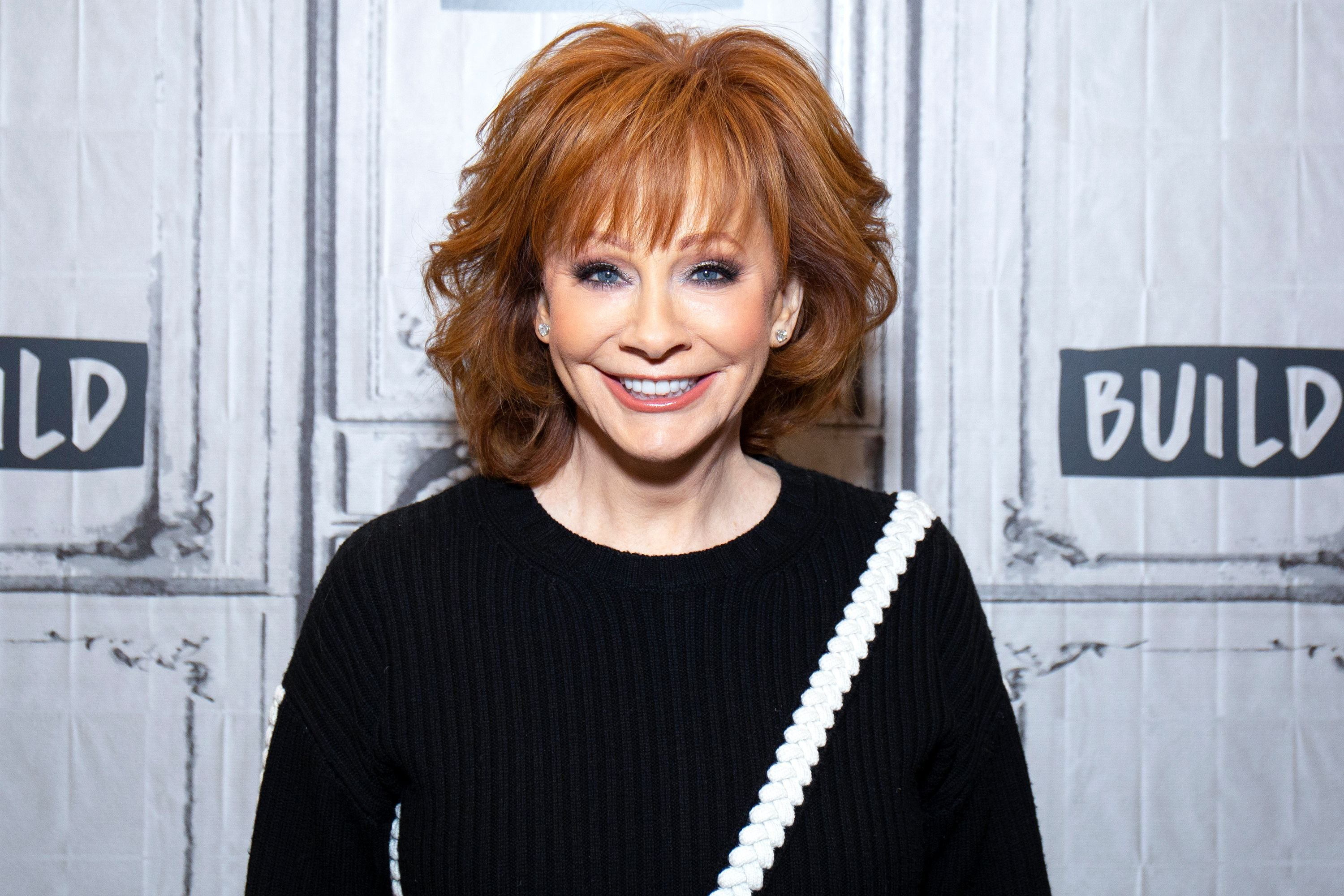 Reba McEntire at Build Studio on February 20, 2019 | Photo: Getty Images