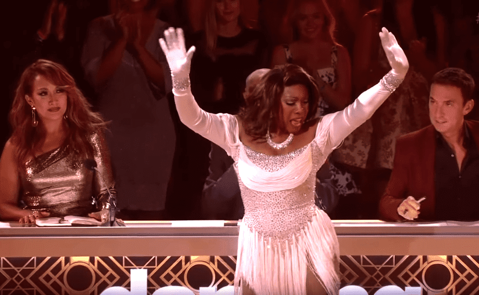 Mary Wilson on her last performance at DWTS/ Source: Youtube/ Dancing With The Stars