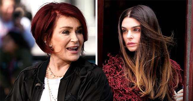 Sharon Osbourne Says She Feels Sorry That Daughter Aimée Didn't Join Family on 'The Osbournes'
