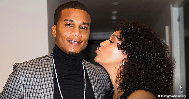Tia Mowry posts Elegant Pic with Husband Cory Hardrict to Celebrate 11 Years of Marriage