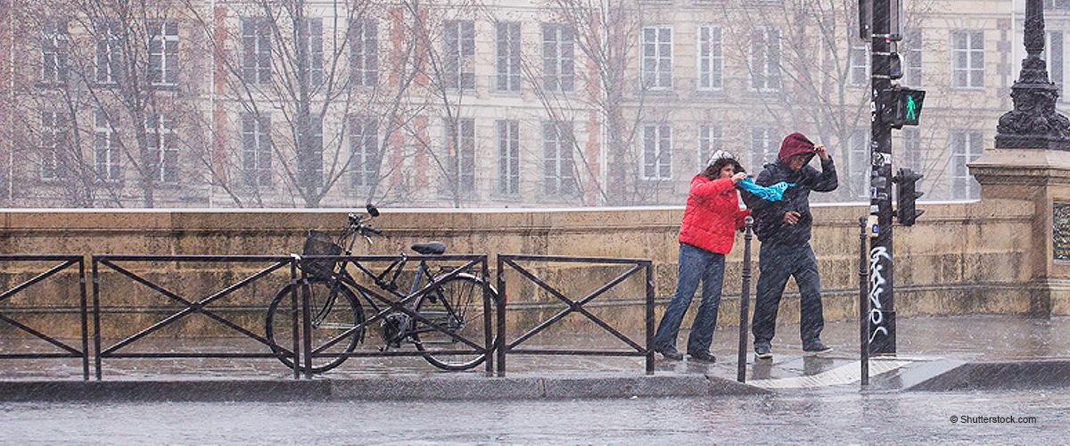 Tempête Freya : quels départements de France sont aujourd'hui attendus pour un cisaillement du vent allant jusqu'à 150 km ?