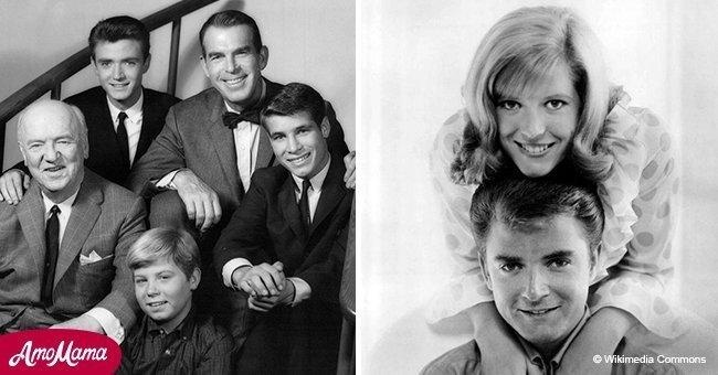 Mike, le fils aîné dans 'My Three Sons', est à peine reconnaissable plus de cinq décennies plus tard