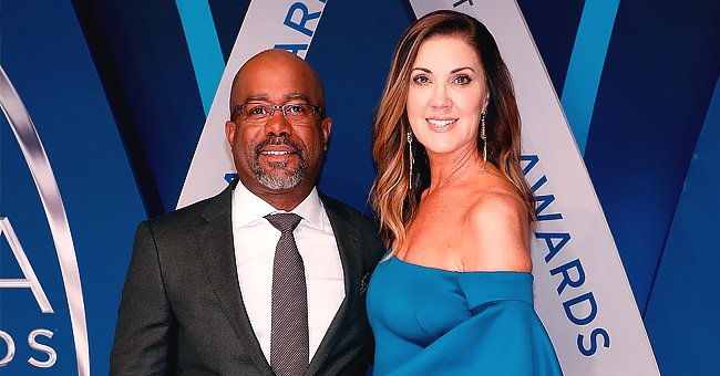 Darius Rucker's Relationship with His Wife of 20 Years Beth Leonard