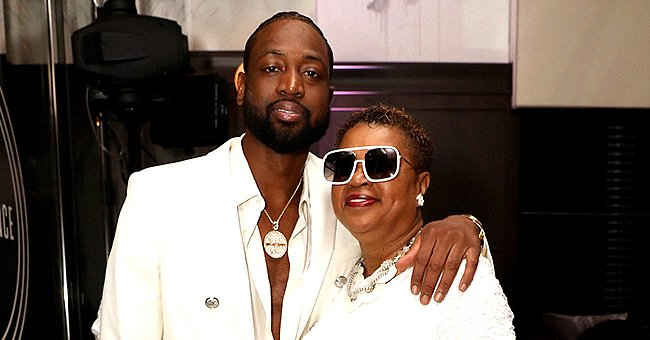 Here's How Dwyane Wade Celebrated Mom Jolinda and Daughter Kaavia's Birthdays