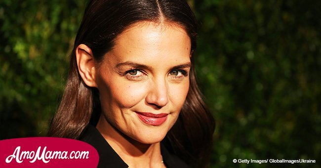 Katie Holmes sports a makeup free face, revealing how youthful she looks at the age of 39