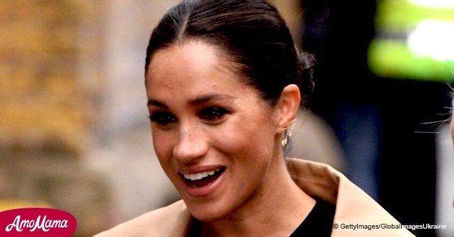 La reina ha pasado dos patrocinios a su nieta Meghan Markle
