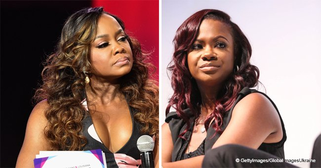 Kandi Burruss Made up with Tamar Braxton, Fans Wonder if She Can Do the Same with Phaedra Parks