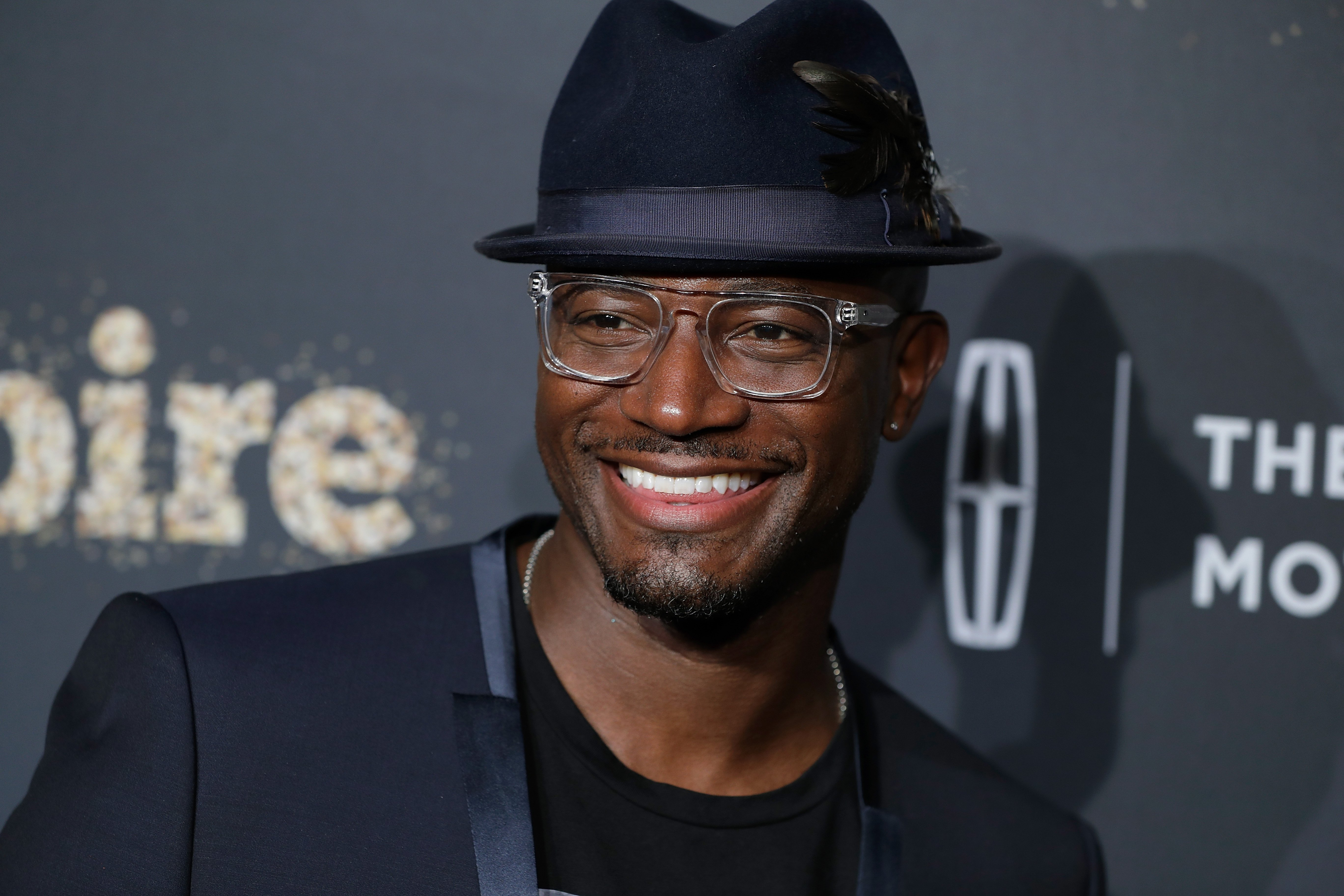 "Taye Diggs attends ""Empire"" & ""Star"" celebrate FOX's New Wednesday Night at One World Observatory on September 23, 2017, in New York City. 