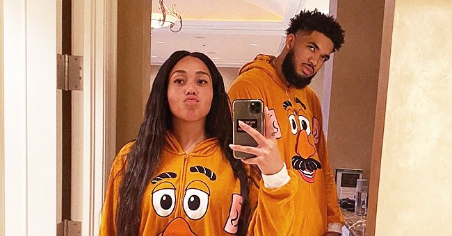 Jordyn Woods Shares Sweet Words in Tribute to Her Boyfriend Karl-Anthony Towns on His Birthday
