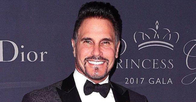 Don Diamont from Y&R Celebrates Wife Cindy Ambuehl's 55th Birthday with Heartwarming Photos of Their Family