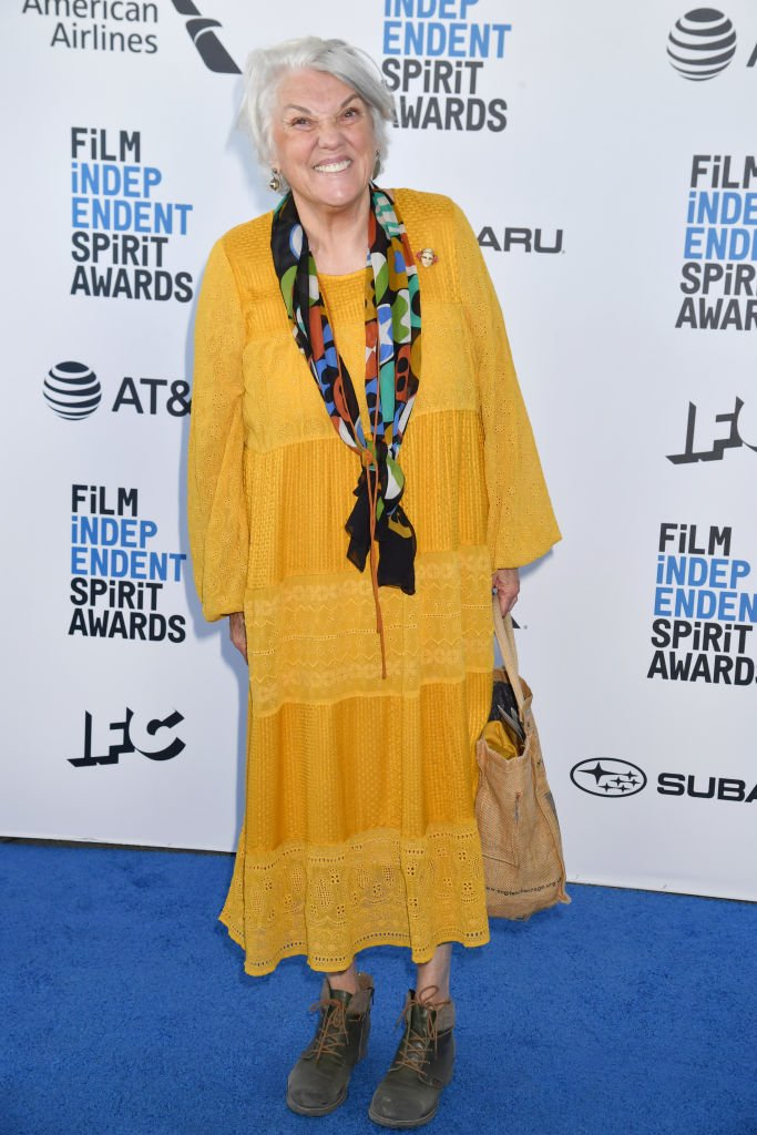 Tyne Daly at the 2019 Film Independent Spirit Awards on February 23, 2019 in Santa Monica   Photo: Getty Images