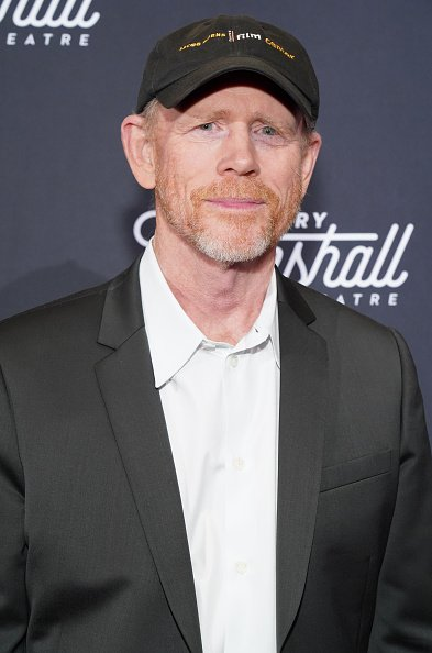 Ron Howard at The Jonathan Club on November 13, 2019 in Los Angeles, California. | Photo: Getty Images