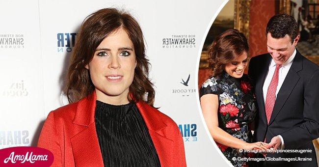 Princess Eugenie shares throwback photo of her engagement anniversary, looking deeply in love