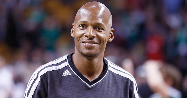Here's How Ray Allen & His Wife Shannon Celebrated Their First Born Son's 16th Birthday