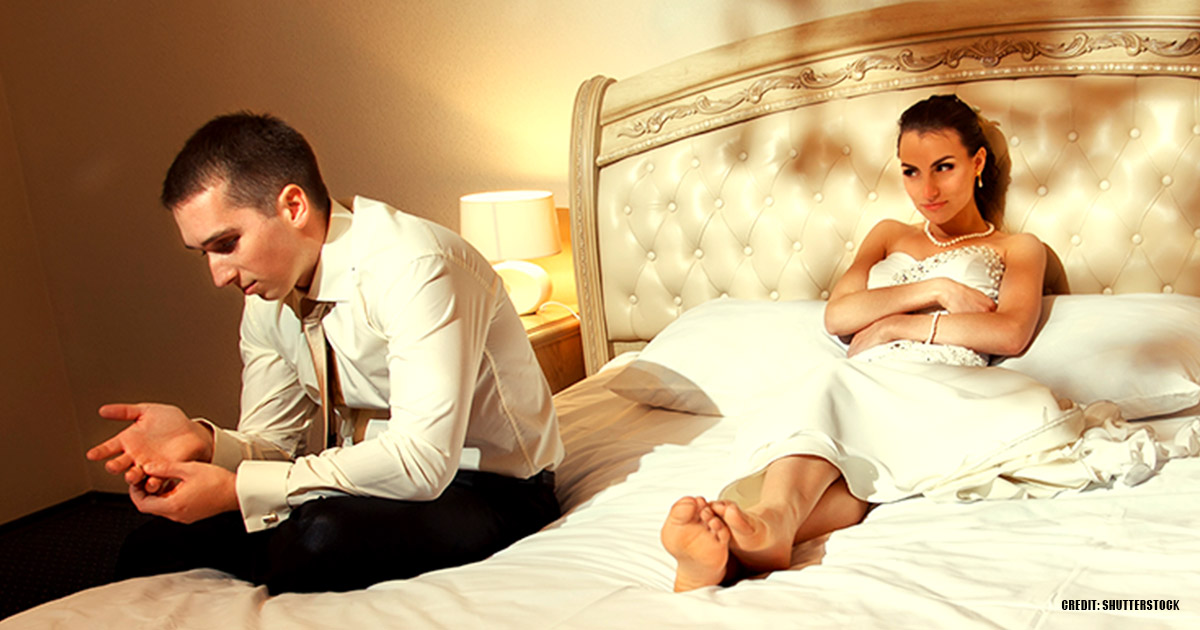 10 First Wedding Night Horror Stories That May Make Us Think Twice Before Getting Married
