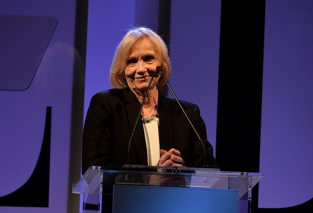 Eva Marie Saint speaks onstage at ELLE's 20th Annual Women In Hollywood Celebration at Four Seasons Hotel Los Angeles at Beverly Hills on October 21, 2013 | Photo: Getty Images