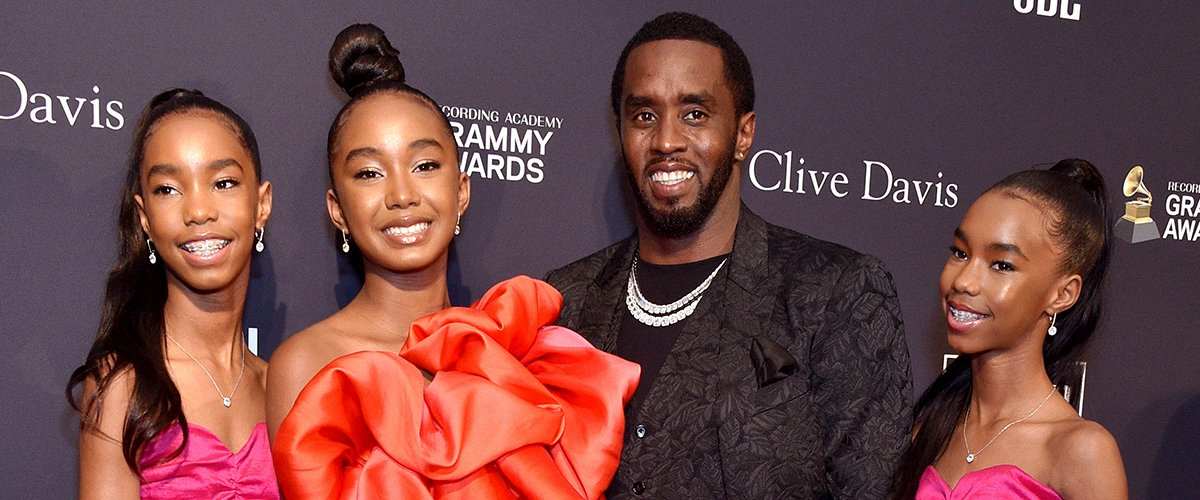 Diddy Is a Proud Father Sharing Photos of His 3 Daughters Walking the Runway at Dolce & Gabbana Fashion Show