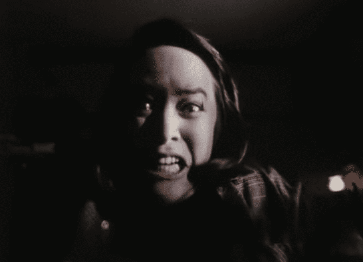 "Kathy Bates on ""Misery."" I Image: YouTube/ Movieclips Classic Trailers."