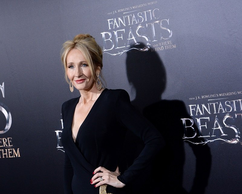 J. K. Rowling on November 10, 2016 in New York City | Photo: Getty Images