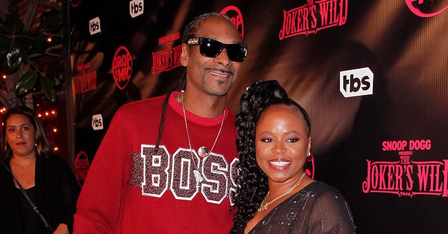 Snoop Dogg's Wife Shante Shows Her Two Adult Sons Cordell & Corde's Resemblance in Family Pics