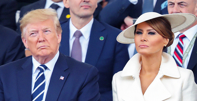 Future Unauthorized Book about Melania Trump 'Free, Melania' Causes Controversy in Social Media
