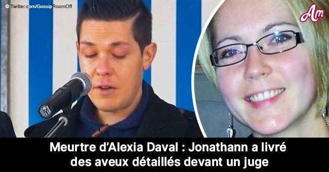 Pour la première fois, Jonathann Daval avoue les conditions du meurtre de son épouse Alexia