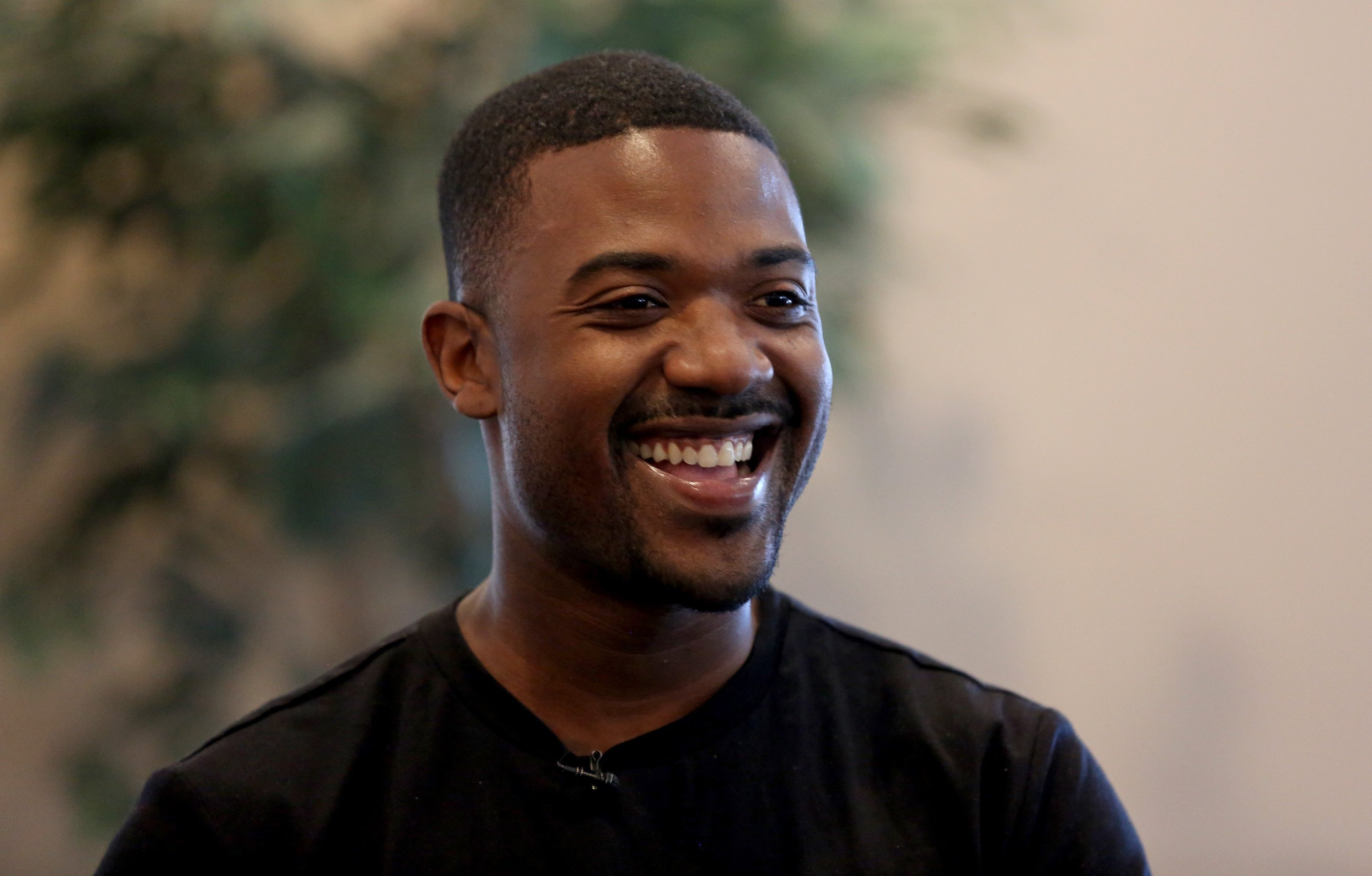 """Singer/actor Ray J attends a meet-and-greet for the """"Homes 4 Heroes"""" television project on June 19, 2017 