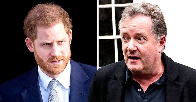 Piers Morgan Slams Prince Harry after His Revelations on Charles' Parenting in a Recent Podcast