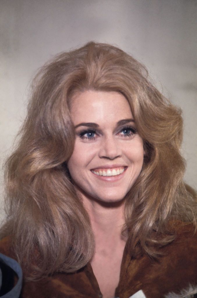 Jane Fonda smiles for a portrait in France. | Source: Getty Images