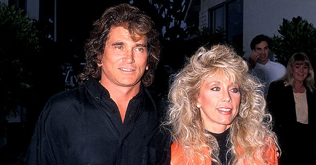 Cindy Landon Shares Throwback Pic She Took of Husband Michael Landon with Kids & Fans Think It's Priceless