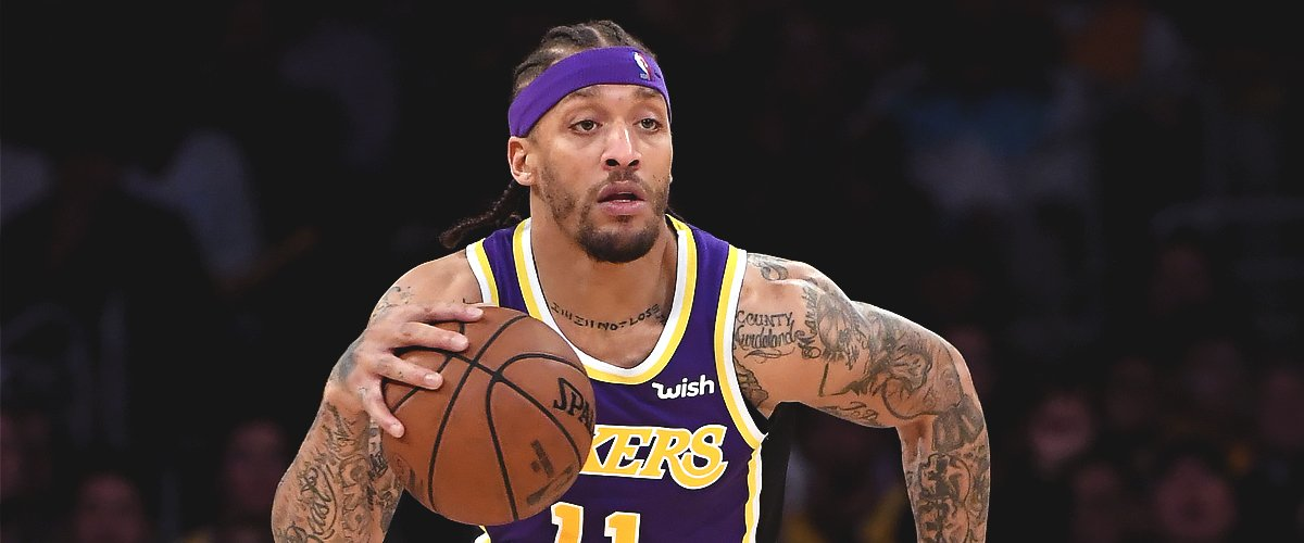 Michael Beasley #11 of the Los Angeles Lakers at Bankers Life Fieldhouse on February 5, 2019