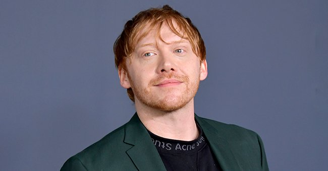 See the Photo Rupert Grint Shared of Newborn Daughter, Wednesday, in His First Instagram Post