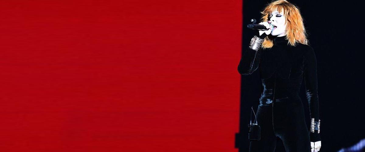 Mylène Farmer se surpasse dans un show, après des années d'interlude