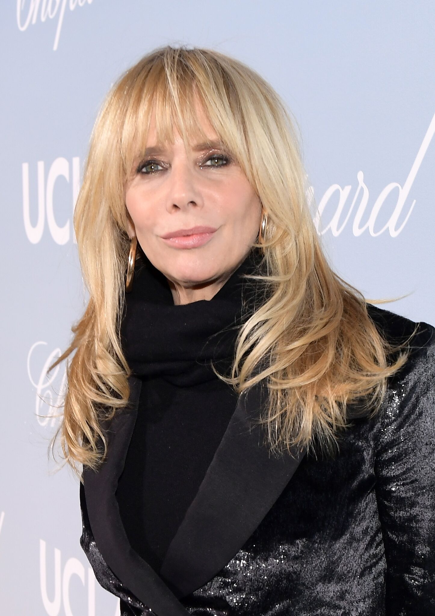 Rosanna Arquette attends the UCLA IoES honors Barbra Streisand and Gisele Bundchen at the 2019 Hollywood for Science Gala  | Getty Images / Global Images Ukraine