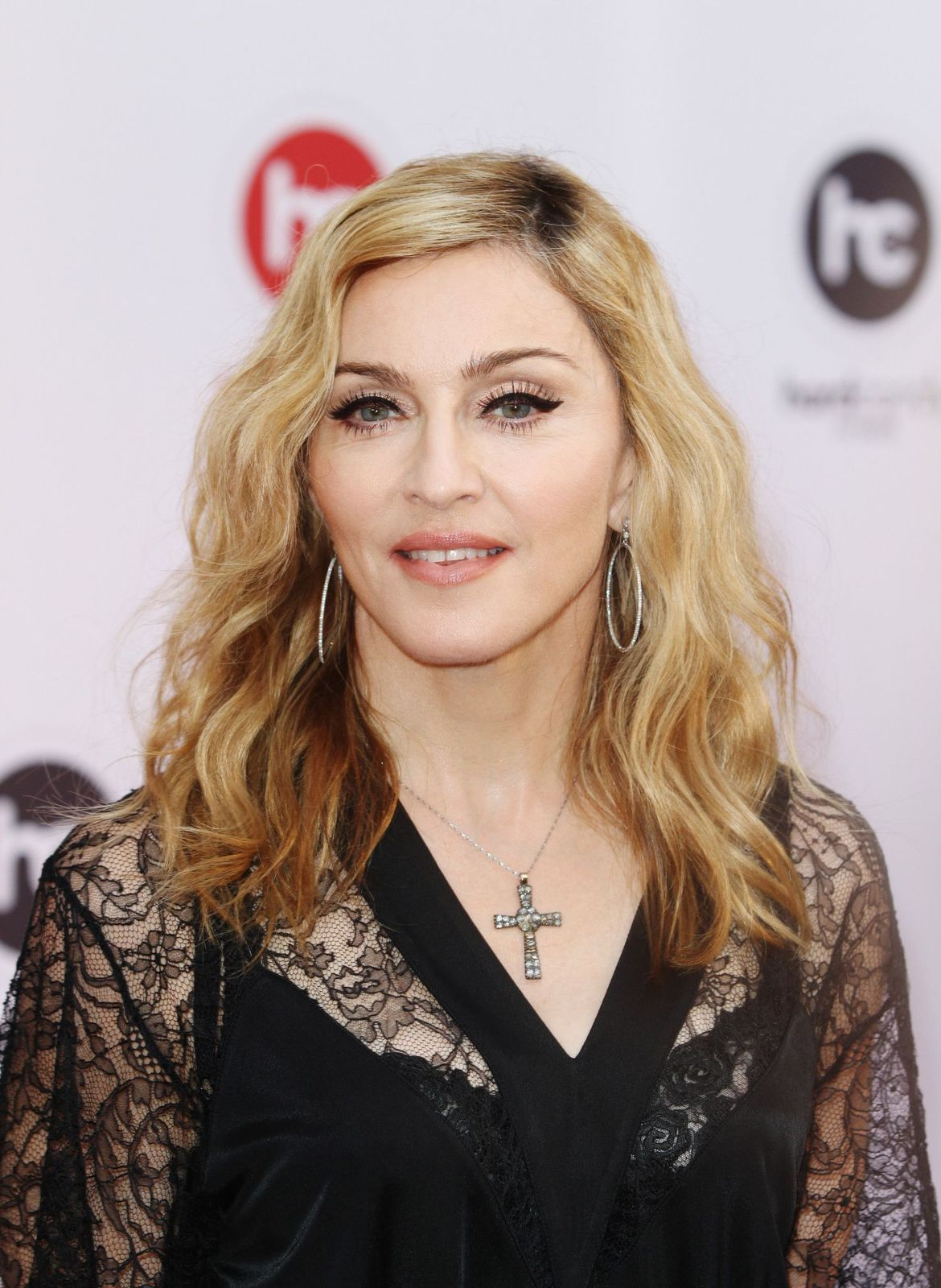 Madonna at the Hard Candy Fitness - Moscow at the Madonna 2012 World Tour on August 6, 2012 | Photo: Getty Images