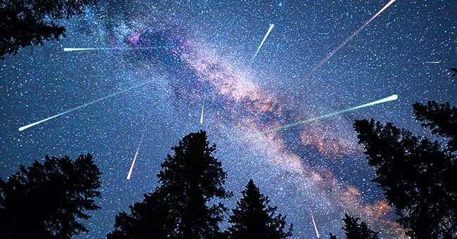 Annual Lyrid Meteor Shower Will Light up the Night Sky This Week