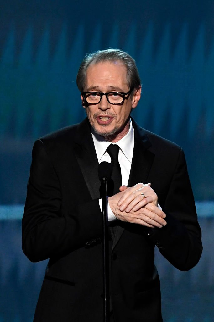 Steve Buscemi speaks onstage during the 26th Annual Screen ActorsGuild Awards at The Shrine Auditorium  | Getty Images / Global Images Ukraine