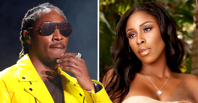 The Blast: Future's Legal Drama Continues as He Reportedly Accuses Alleged Baby Mama of Fraud