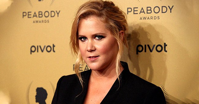 Amy Schumer Hilariously Reveals Why She Changed Her Son Gene Attell's Name