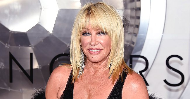 Suzanne Somers from 'Three's Company' Wants to Do a Nude Shoot for Playboy on Her 75th Birthday