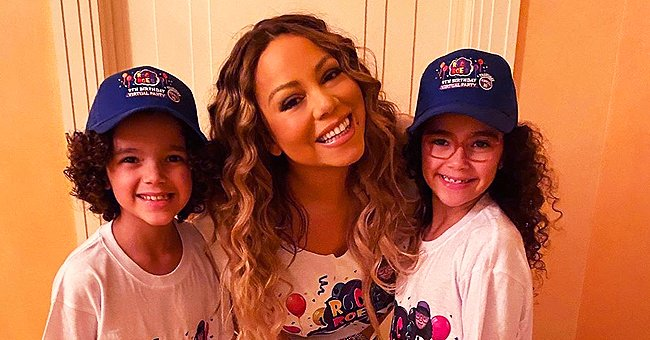Mariah Carey Celebrates Her Twin Kids' 9th Birthday with Photos from Their Virtual Party
