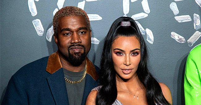 Kim Kardashian from KUWTK and Kanye West Celebrated Valentine's Day with a Trip to Cabo