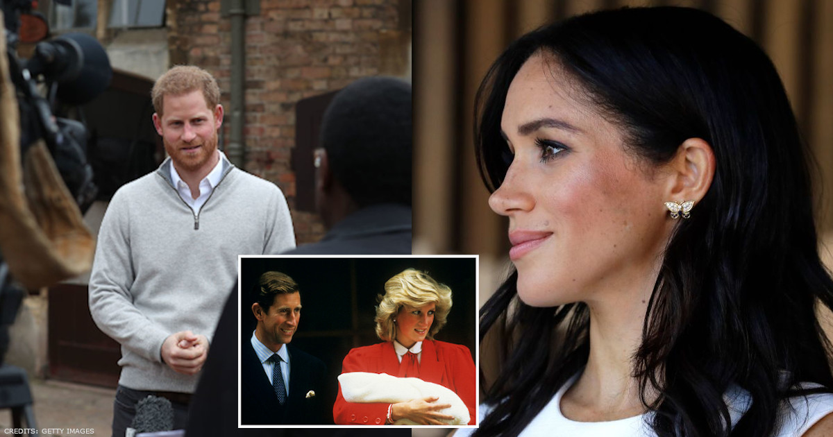 Royal Baby Traditions Popular Far Before Meghan and Harry