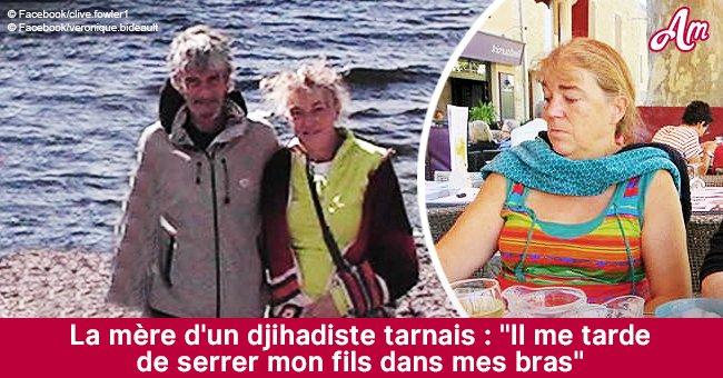 """Véronique, la mère d'un djihadiste : """"Il paiera sa dette en France et je vais récupérer mes petits"""""""