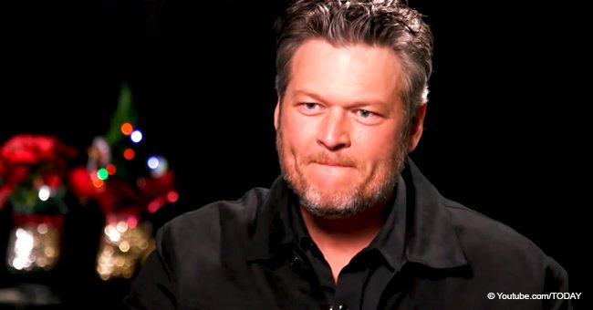 Blake Shelton is reportedly making a new Christmas movie that will include his music