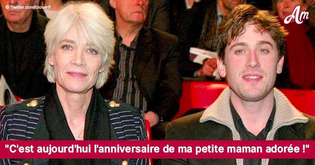 Françoise Hardy a eu 75 ans : son fils Thomas envoie un message émouvant à 'sa petite maman adorée'